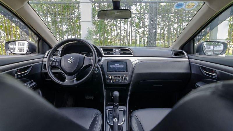 Khoang nội thất xe Suzuki Ciaz 2019 a5