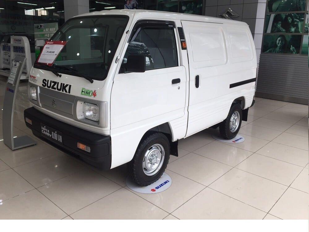 Suzuki Blind Van 2019 có giá chỉ tư 293 triệu đồng tại Việt Nam..