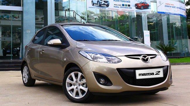 Đánh giá xe Mazda 2 2019