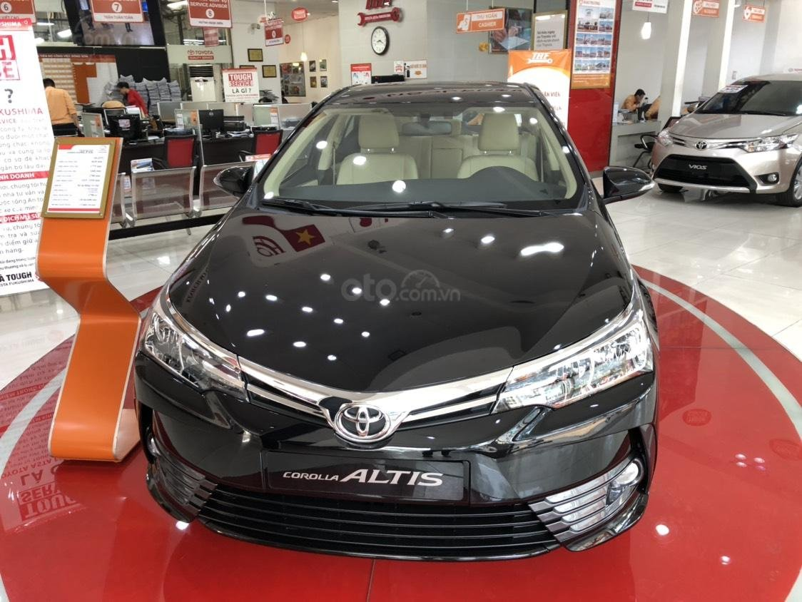 Đánh giá xe Toyota Corolla Altis 2019 bản 1.8G CVT tại Việt Nam a1