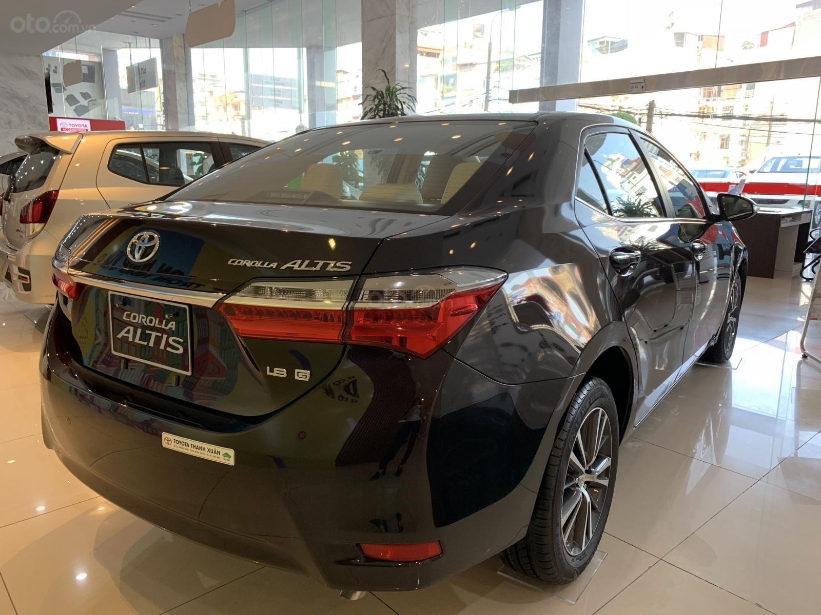 Toyota Corolla Altis 2019 vẫn được coi là lựa chọn khá tốt trong phân khúc C a1