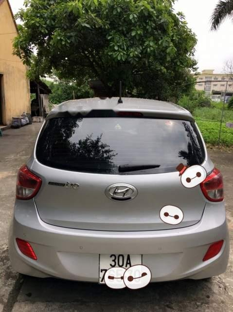 Gia đình bán Hyundai Grand I10 nhập khẩu, sản xuất và Đk 2015 (6)