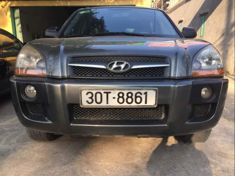 Cần bán xe Hyundai Tucson 2009, màu đen, xe nhập (6)