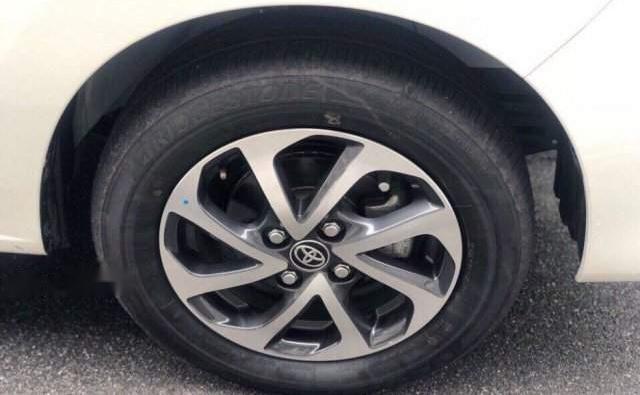 Bán xe Toyota Wigo 1.2 AT đời 2019, màu trắng, nhập khẩu nguyên chiếc (3)