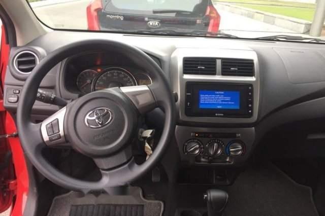 Bán xe Toyota Wigo 1.2 AT đời 2019, màu trắng, nhập khẩu nguyên chiếc (5)