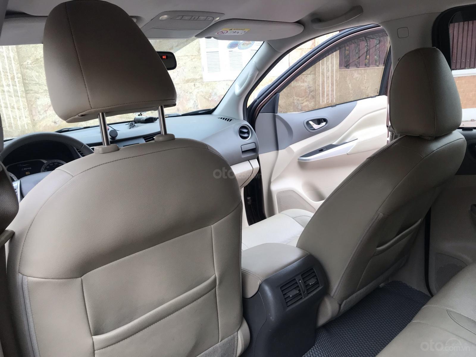 Bán Nissan Navara VL sản xuất năm 2016, màu nâu, nhập khẩu nguyên chiếc, giá chỉ 675 triệu-4