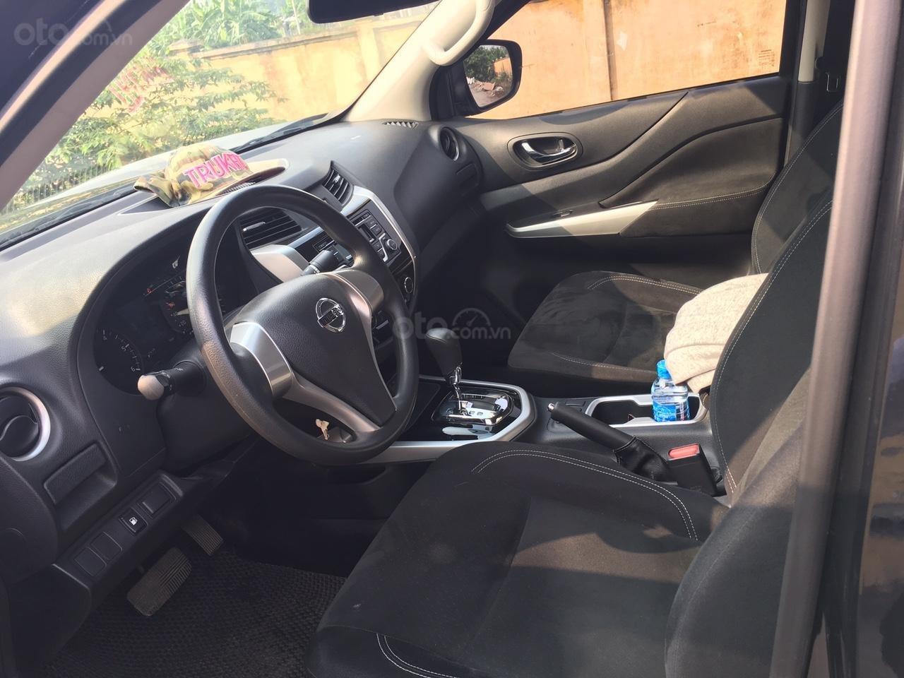 Bán ô tô Nissan Navara EL sản xuất 2017 màu đen, nhập khẩu nguyên chiếc -6