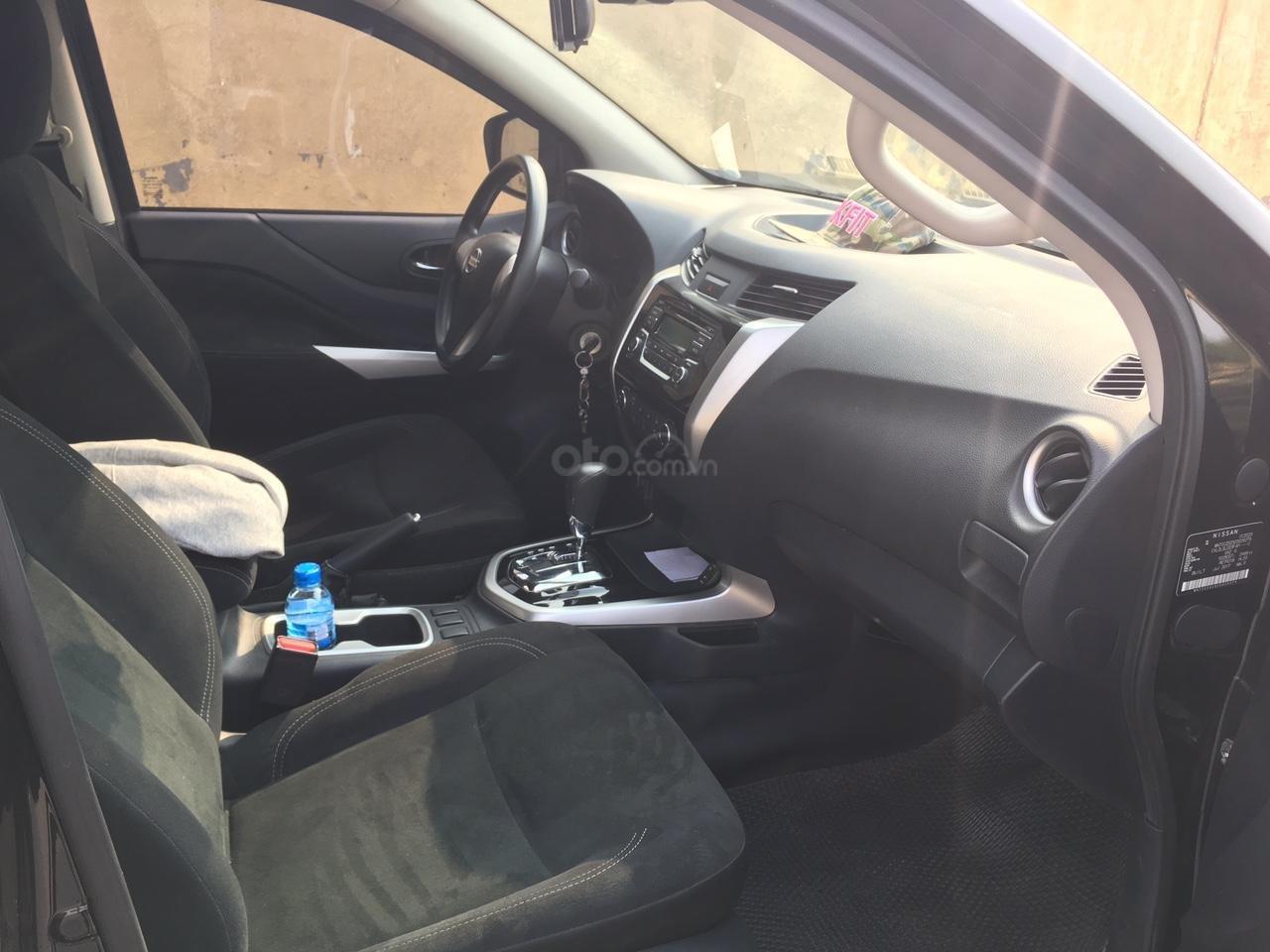 Bán ô tô Nissan Navara EL sản xuất 2017 màu đen, nhập khẩu nguyên chiếc -7