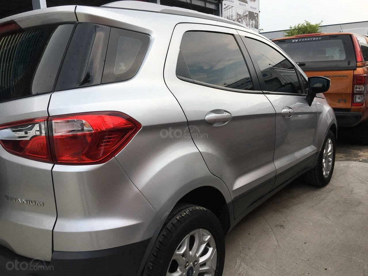 Bán xe Ecosport Titanium 5 chỗ, gia đình sử dụng, đời 2015-2