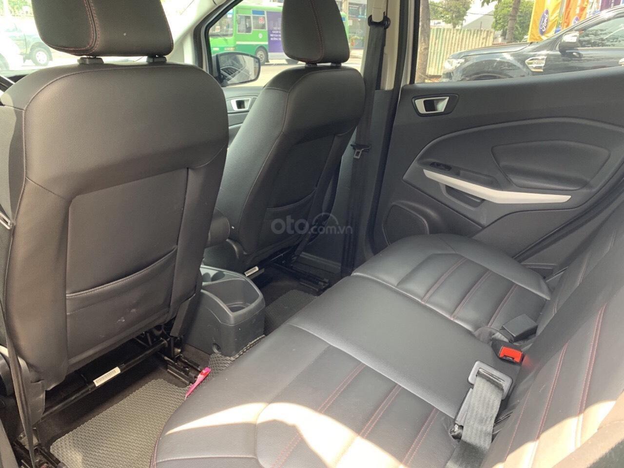 Bán xe Ecosport Titanium 5 chỗ, gia đình sử dụng, đời 2015 (7)