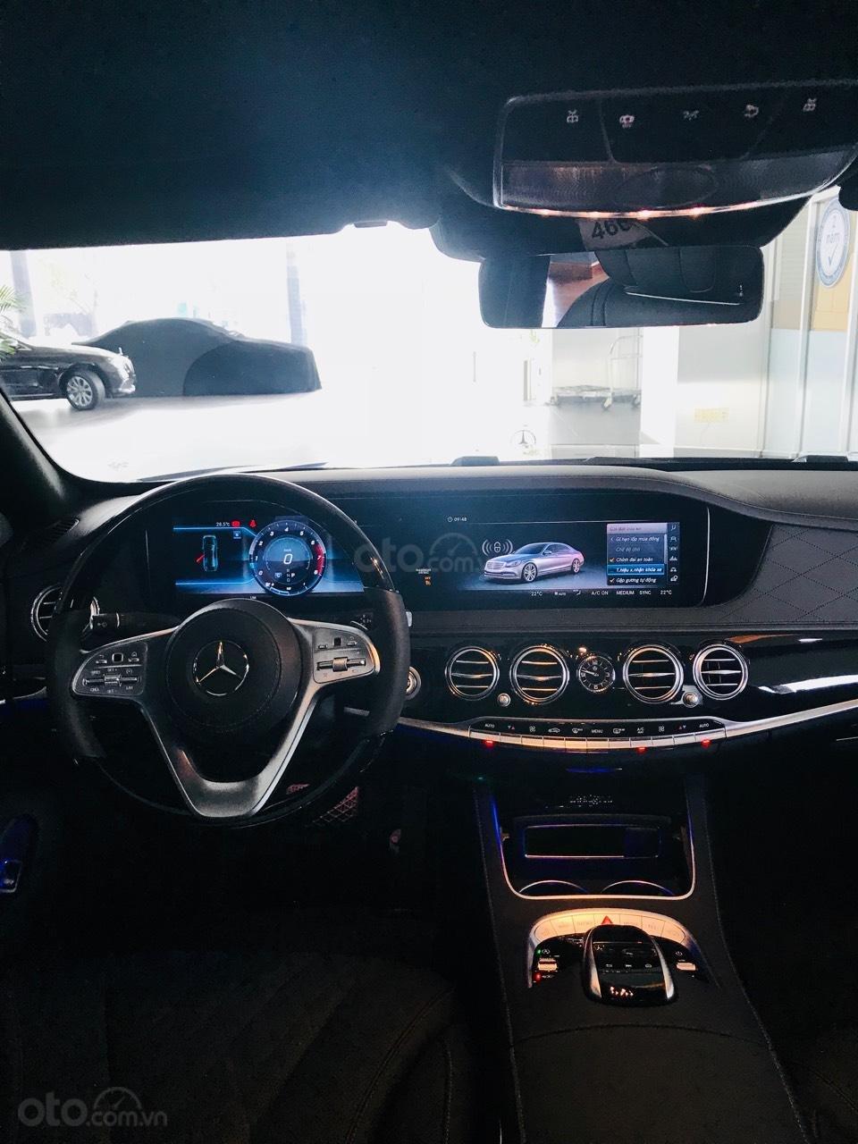 Bán Mercedes S450 Luxury 2019 xuất hiện tại thị trường Việt Nam, đẳng cấp (8)