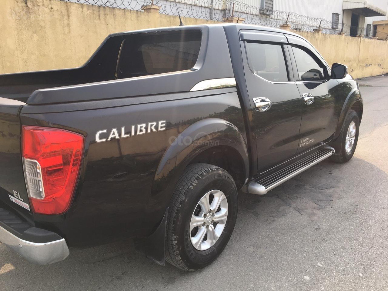 Bán Nissan Navara EL đời 2018, màu đen, nhập khẩu, giá chỉ 555 triệu-1