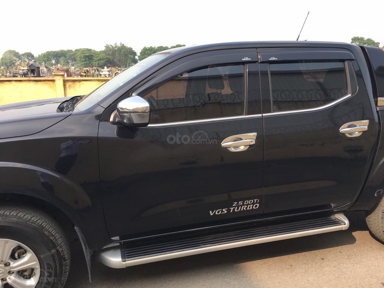 Bán Nissan Navara EL đời 2018, màu đen, nhập khẩu, giá chỉ 555 triệu-4