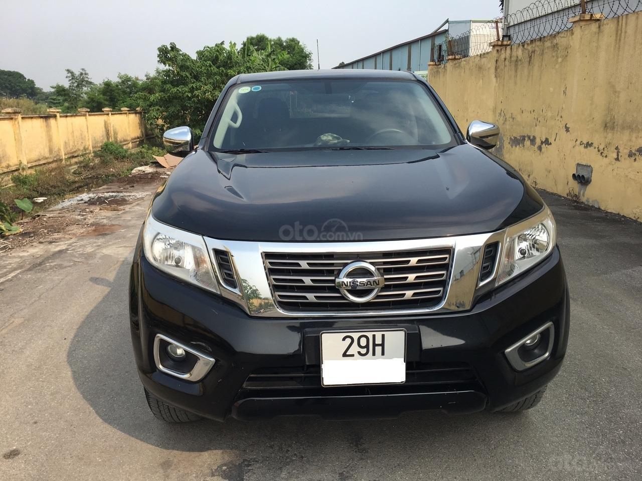 Bán Nissan Navara EL đời 2018, màu đen, nhập khẩu, giá chỉ 555 triệu-7