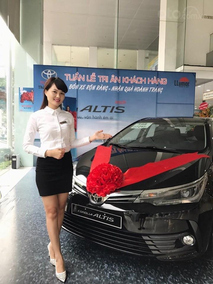 Toyota Altis model 2019 bán trả góp tại Hải Dương, giảm ngay 70 triệu - Gọi 0976394666-2