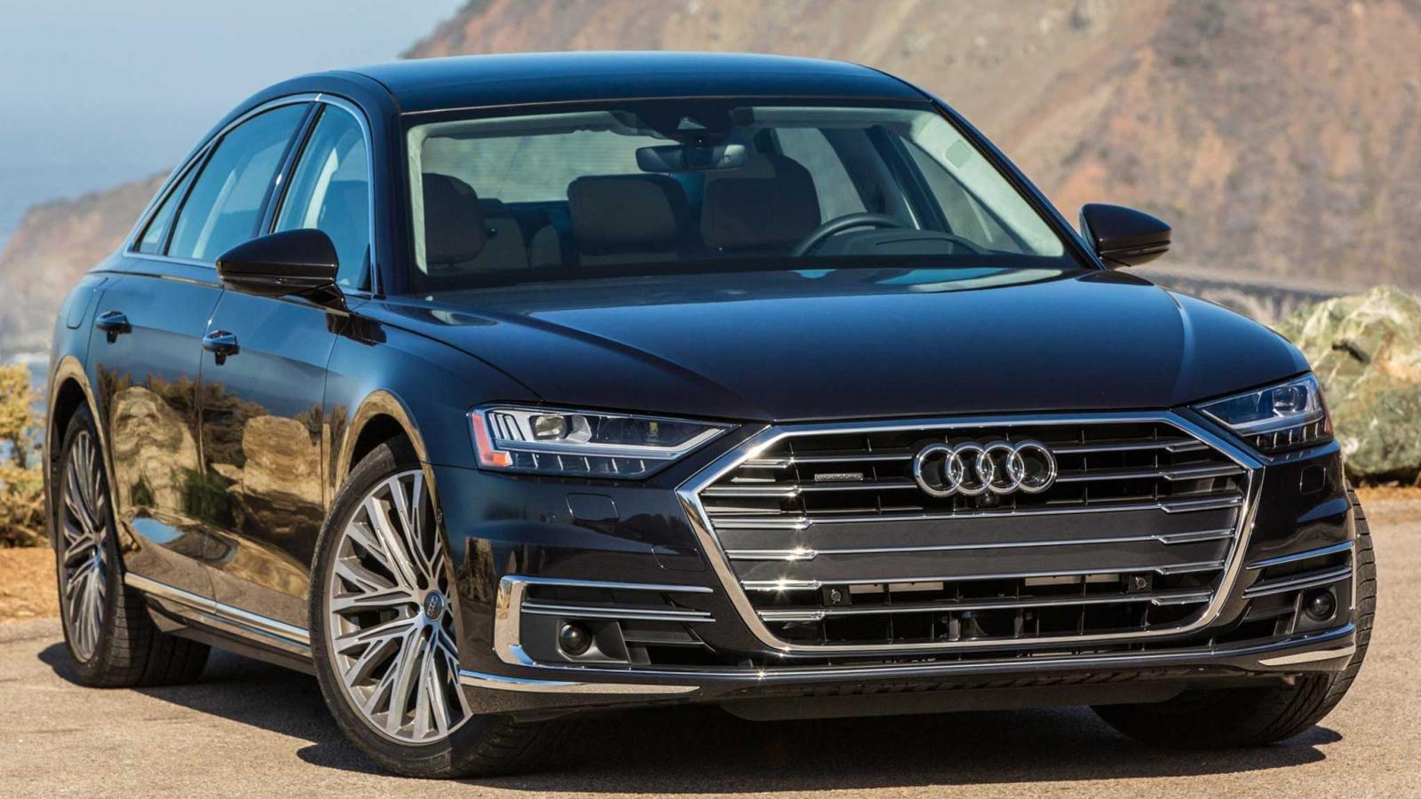 Audi muốn phát triển thương hiệu đối đầu với Mercedes Maybach.