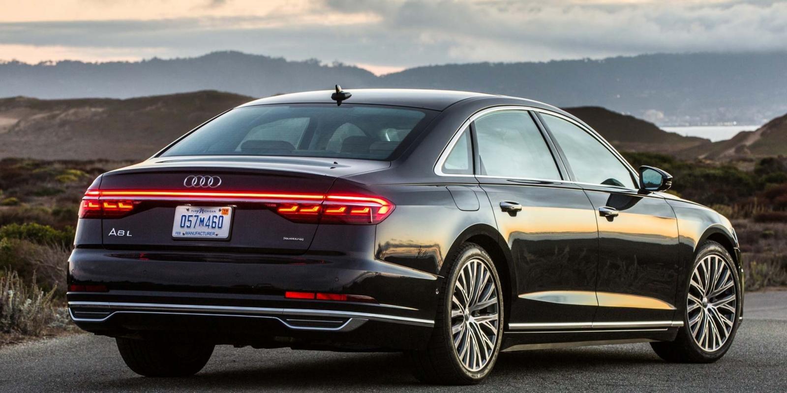 Audi muốn phát triển thương hiệu đối đầu với Mercedes Maybach 3
