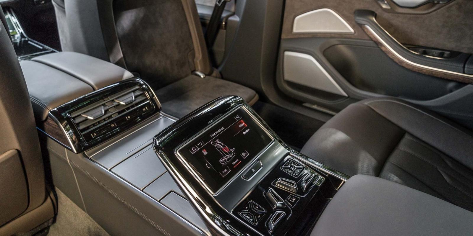 Audi muốn phát triển thương hiệu đối đầu với Mercedes Maybach 10