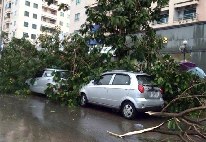 Mùa mưa, đỗ xe ô tô cần tránh những vị trí nào? 4