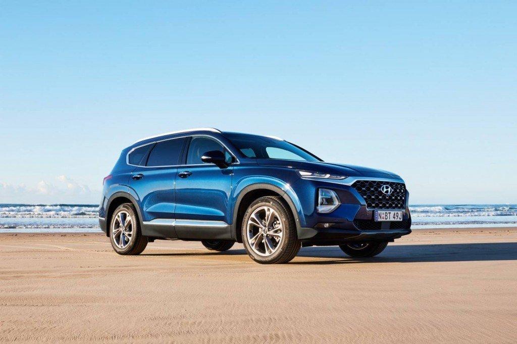 Hyundai Santa Fe 2019.