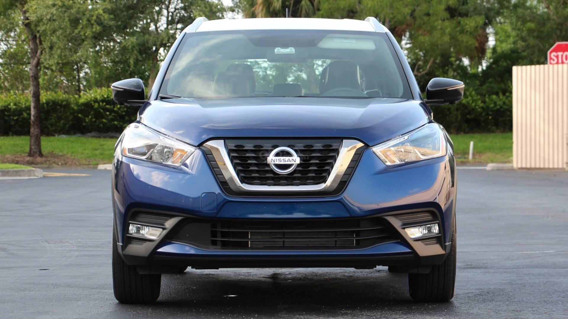 Ưu điểm của Nissan Kicks 2019.
