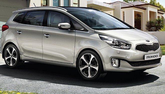 Đánh giá xe Kia Rondo 2019