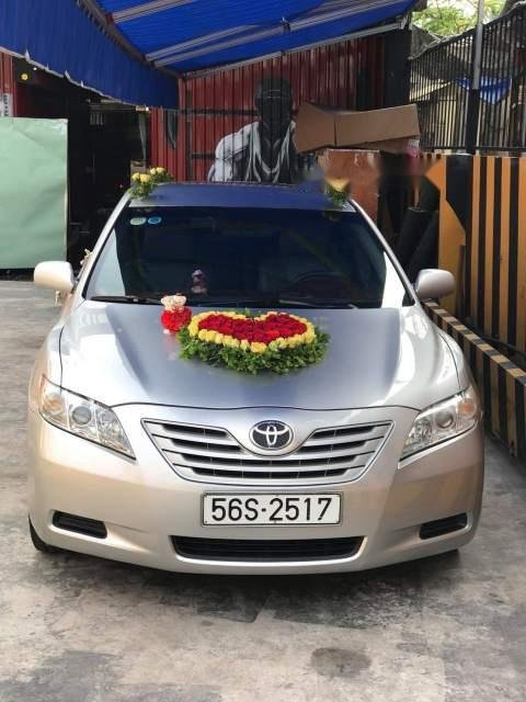 Bán Toyota Camry LE đời 2007, màu bạc, nhập khẩu (2)