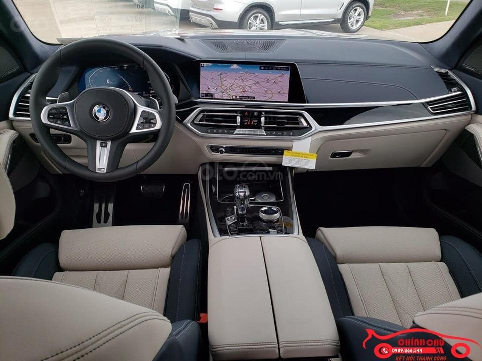 Giao ngay BMW X7 xDriver 40i 2019 full kịch đồ, nhập khẩu nguyên chiếc, giá tốt (3)