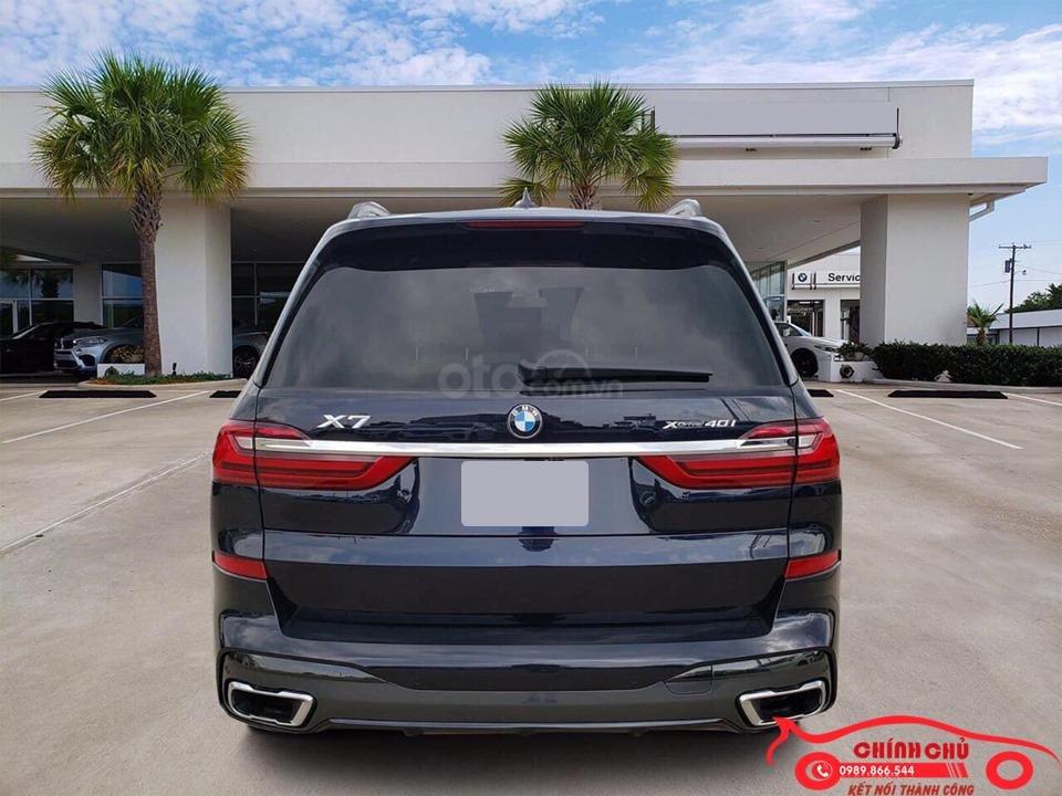 Giao ngay BMW X7 xDriver 40i 2019 full kịch đồ, nhập khẩu nguyên chiếc, giá tốt (4)
