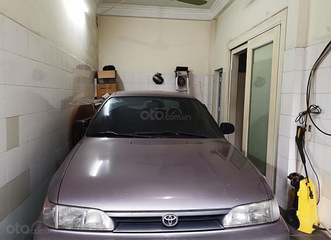 Bán xe Toyota Corolla sản xuất năm 1996, nhập khẩu chính chủ-1