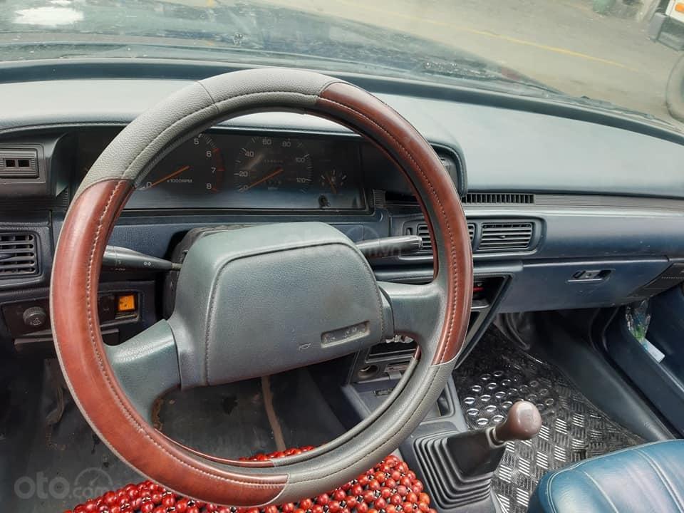 Bán xe Toyota Camry 2.0 đời 1987, màu xanh, nhập khẩu nguyên chiếc, 70tr (9)