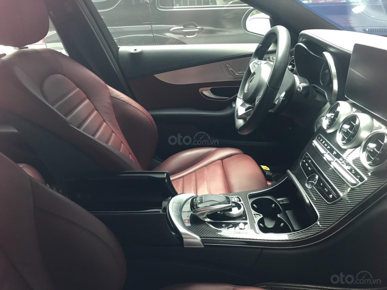 Mercedes C300 AMG 2018 số tự động 9 cấp-3