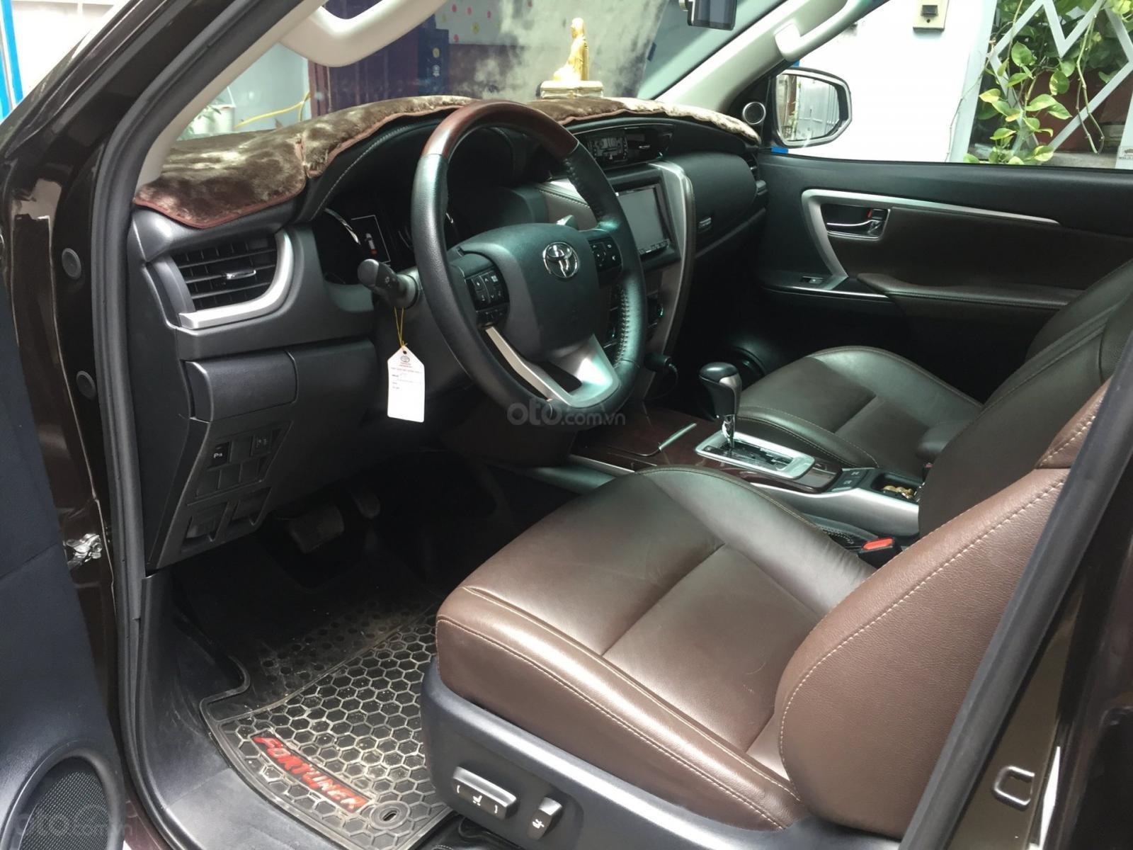 Bán xe Toyota Fortuner 2018 số tự động, máy xăng, nhập Indo (4)