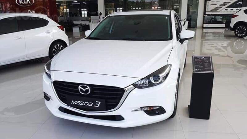 [Mazda Hà Đông] Mazda 3 1.5 2019- Ưu đãi hơn 30 triệu, quà tặng khủng, liên hệ 0975.029.689 để biết thêm chi tiết-1