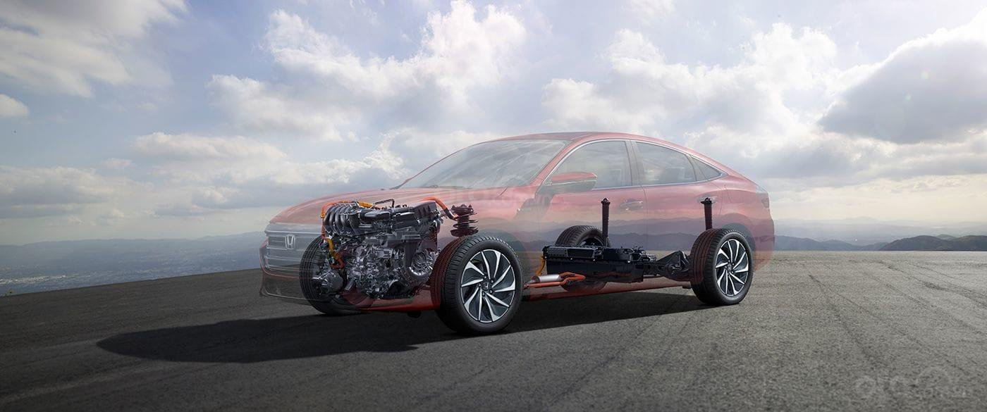 Ưu nhược điểm Honda Insight 2019: Vẫn còn vấn đề về tiếng ồn