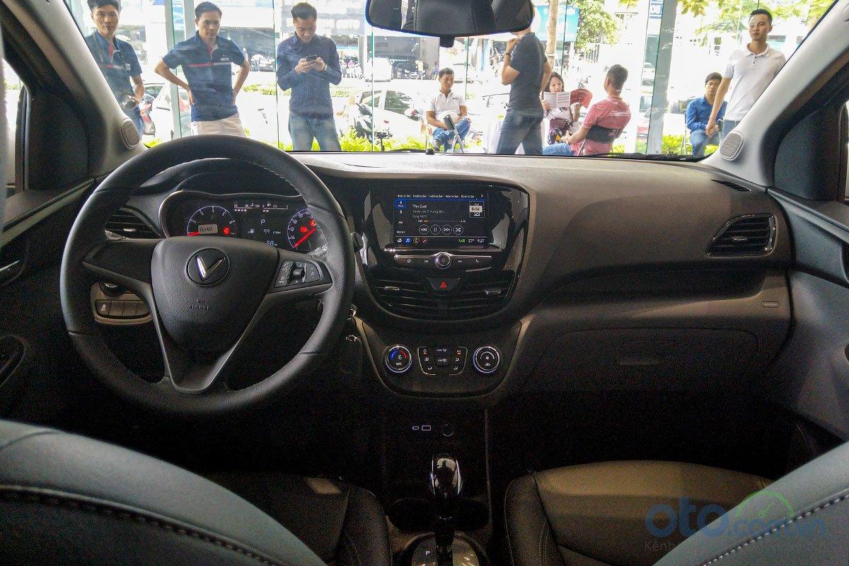 Đánh giá xe VinFast Fadil 2019: Nội thất xe.