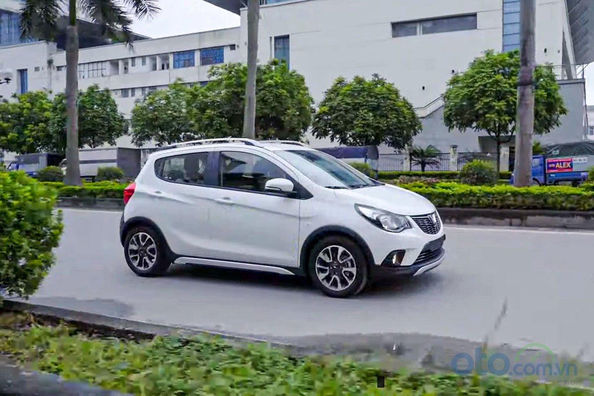 Đánh giá xe VinFast Fadil 2019: Vận hành 1.