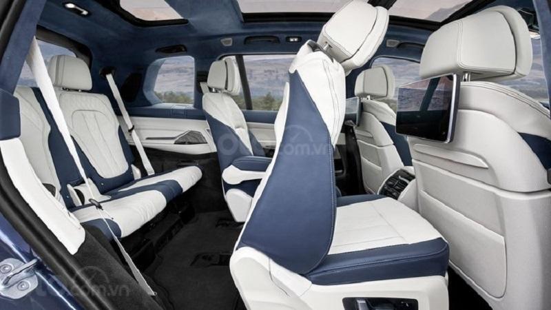 Ghế ngồi BMW X7 2019...