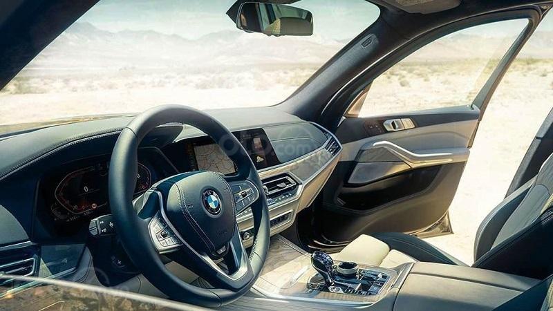 Vô lăng BMW X7 2019...