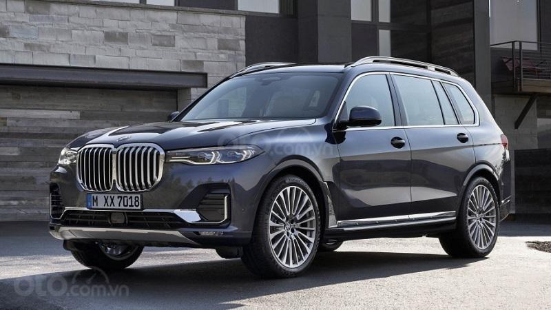 BMW X7 2019...