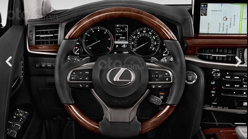 Vô lăng Lexus LX570 2019...