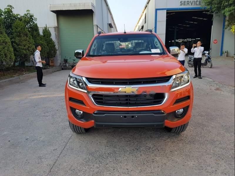 Cần bán xe Chevrolet Colorado 2.5VGT 4x4 LTZ AT 2019, nhập khẩu nguyên chiếc, giá tốt (1)