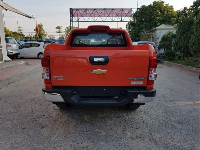 Cần bán xe Chevrolet Colorado 2.5VGT 4x4 LTZ AT 2019, nhập khẩu nguyên chiếc, giá tốt (6)