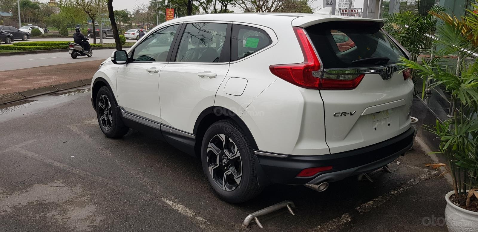 [Honda ô tô Hải Phòng] bán xe Honda CR-V 1.5G - Giá tốt nhất - Hotline: 094.964.1093 (3)
