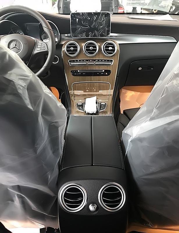 Bán Mercedes GLC 300 Coupe 4Matic sản xuất 2019, xe nhập, mới hoàn toàn (2)