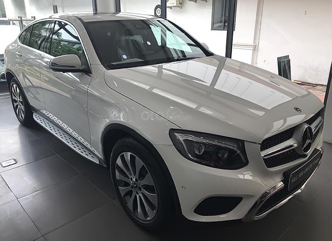 Bán Mercedes GLC 300 Coupe 4Matic sản xuất 2019, xe nhập, mới hoàn toàn (3)