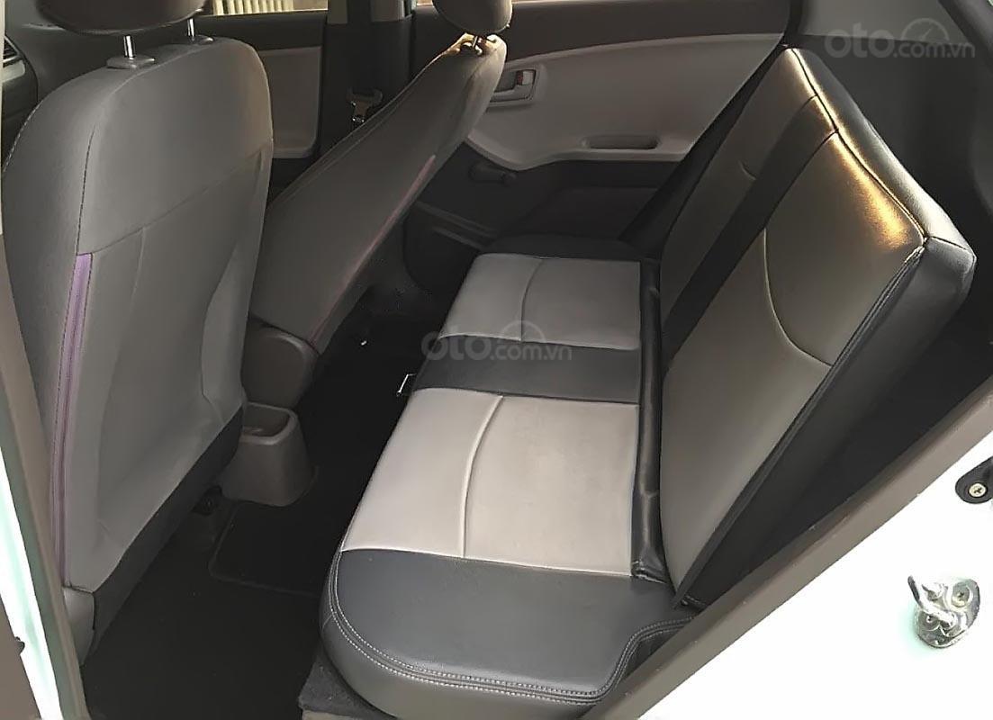 Cần bán lại xe Kia Morning Van năm sản xuất 2014, màu xanh lam  (5)