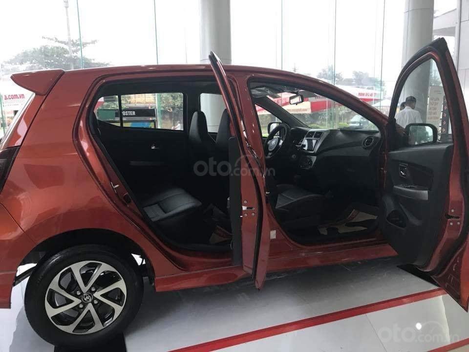 Bán Toyota Wigo 1.2G AT 2019, giá cạnh tranh 45tr + 10tr phụ kiện-2