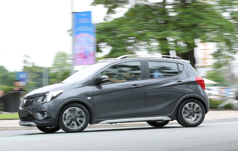 5 ưu điểm vượt trội của xe cỡ nhỏ VinFast Fadil a5