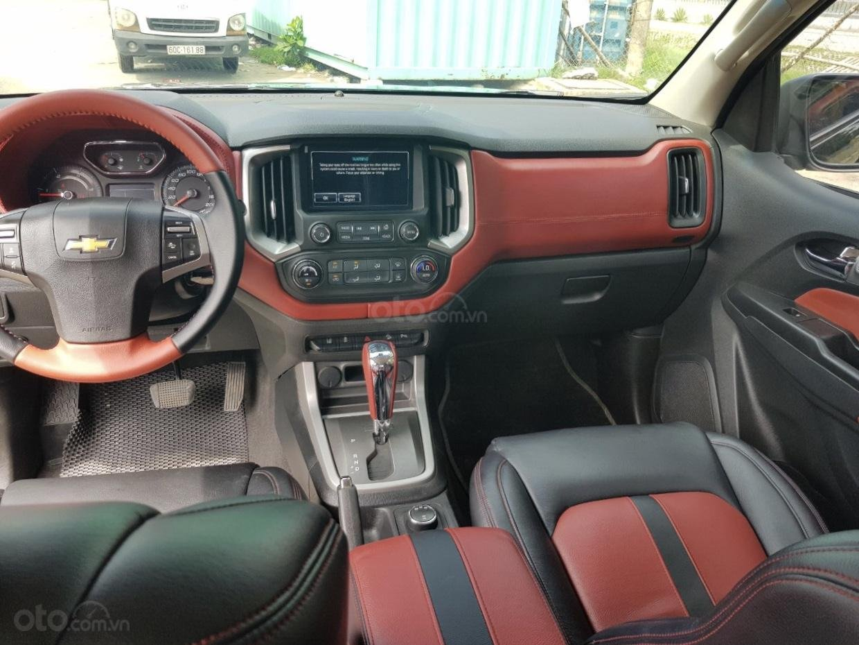 Bán ô tô Chevrolet Colorado LTZ sản xuất 2017, màu đen, nhập khẩu nguyên chiếc-5